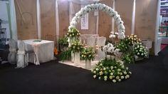 Florocomposizioni per matrimoni - Il Gabbiano Onlus