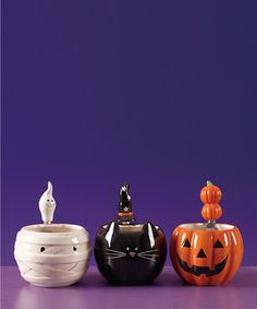 Take a look at this Halloween Bowl & Spreader Set by Transpac Imports on #zulily today - if link no longer connects, try searching internet using product and/or manufacturer