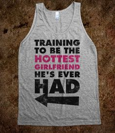 Training To Be The Hottest Girlfriend He's Ever Had