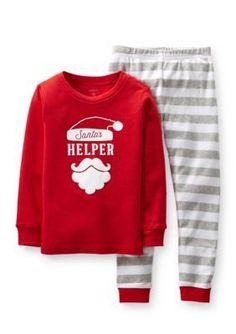 Saras Prints Pajamas Boys Size 18 Months Airplanes 2 Piece Boutique NEW