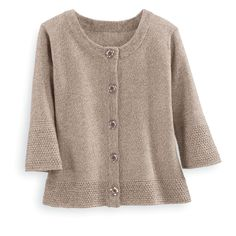 Marled Cardigan - Women's Clothing – Casual, Comfortable & Colorful Styles – Plus Sizes