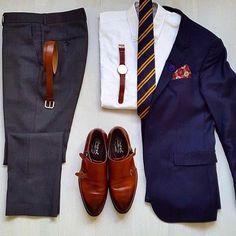 Al je kleding klaarleggen voor de belangrijke dag www.mightygoodman.nl