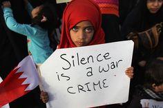 Speak out! http://www.amnestyusa.org/act / Amnesty USA
