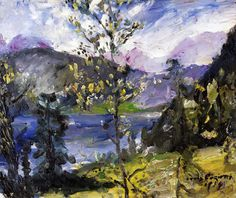 Lovis Corinth - Expresionismo - Concha Rguez - Picasa-Webalben