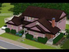 Sims 3 - Edie Britt's House