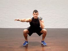 The Exercise That Torches Belly Fat The hot potato squat may sound like a kid's recess activity, but don't be fooled -- it's also a cutting-edge fat-loss exercise that will get your heart pumping and your muscles burning in almost no time