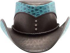 Rhonda Western Hat, blinged by Ruby Roxanne Designs for American Hat Makers. www.americanhatmakers.com