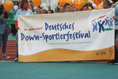 Down-Sportlerfestival #Down Syndrom Sportfest