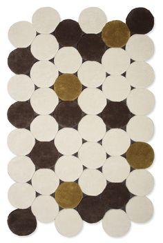 Gandia Blasco - Circulos Wool Rug