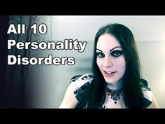 ▶ All 10 Personality Disorders | Overview & Symptoms - YouTube