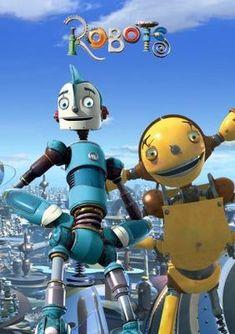 Robots (2005) movie