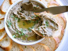 #Vegan Lentil Walnut Pate from Bojon Gourmet. Adapted from the Real Food Daily Cookbook.