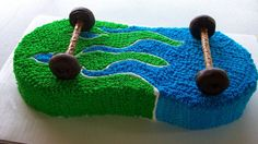 Whether they're a skier, climber, surfer or diver....  there's a cake for them!