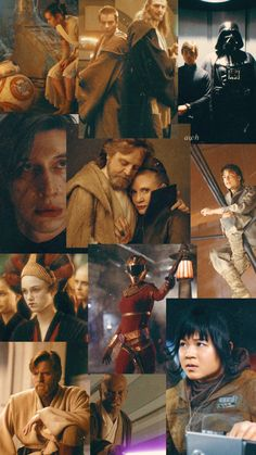 More Wallpaper, Tv Actors, Starwars, Collage, Wallpapers, Illustration, Movies, Painting, Art