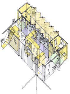 Galería - Primer Lugar de la Competición Internacional 'Urban Revitalization of Mass Housing' de ONU-Habitat / Valencia, España - 11
