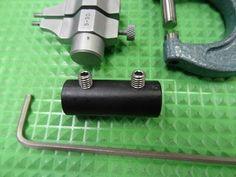 革細工用のバフを取り付ける軸継ぎ手の依頼でした|趣味工作の便利屋:あなたの困っているものづくり・試作を応援します