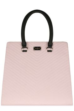 This pink handheld structured tote bag is the ideal bag for everyday use.  View more 769a49a34