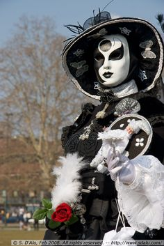 Venice Carnival..nothing to do with anything here...still total coolness!