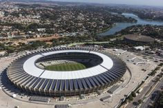 Arena Mineirao Cruzeiro FC - Belo Horizonte - Brazil