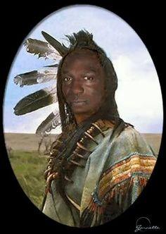 Native American Black Indians | Black Native indian