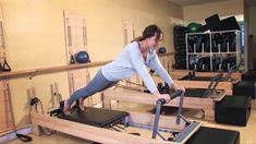 Planks and Push-Ups on the Pilates Reformer   Club Pilates