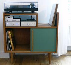 #Vinyl #Storage - Atelier Monsieur Madame