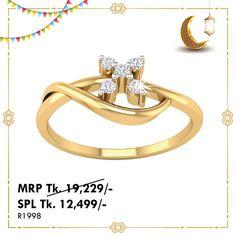 Ring - Online ঈদ আয়োজন Ring Bracelet, Ring Earrings, Bangle Bracelets, Bangles, Today Gold Price, Gold Coin Ring, Color Ring, Rings Online, Gold Coins