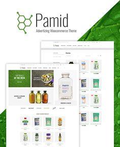 Pamid - Drug Store Responsive WooCommerce Theme , Pamid - Drug Store Responsive WooCommerce Theme