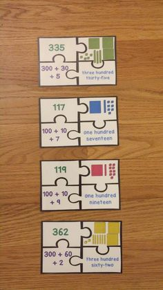 expanded activity puzzles blocks place value grade base game form ten Base Ten Blocks Place Value Grade Game Puzzles Expanded Form Activity can find Place values and more on our website Place Value Activities, Place Value Worksheets, Math Place Value, Place Value Projects, Place Value Chart, 2nd Grade Math Games, 2nd Grade Activities, Base Ten Activities, Math Center Rotations