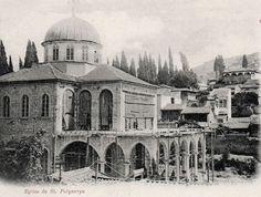 The Ayavukla Church of Basmane, Izmir