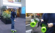 La Microsoft Surface : skateboard le plus cher de l'histoire ?