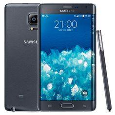 Refurbished Original Samsung Galaxy Note Edge / N915F 32GB Mobile Phone(Black)