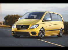 Mercedes Benz – One Stop Classic Car News & Tips Mercedes Benz Viano, Mercedes Maybach, Autos Mercedes, Mercedes Vito, Bmw Autos, Audi 100, Gt R, Audi R8 V10, Auto Design