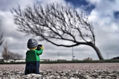 Little Lego man travels the world with his camera in hand - Slideshows and Picture Stories - TODAY.com
