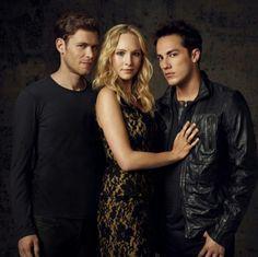 #Klaus #Tyler #Caroline #TVD