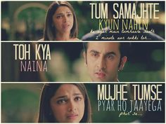 my drlng Famous Dialogues, Movie Dialogues, Bollywood Quotes, Bollywood Songs, Tv Show Quotes, Movie Quotes, Song Quotes, Yjhd Quotes, Pakistani Tv Dramas
