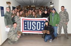 February 4 - USO Day