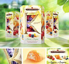 #packaging #candies #box #design http://upakovano.ru/news/475256