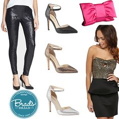Website with deals on holiday dresses, shoes and more! - BradsDeals.com