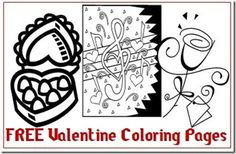 If you're new here, you may want to subscribe to my FREE Daily Updates Newsletter. Thanks for visiting! Click the image above to download a complete 7 page coloring book with Valentine's Day images!