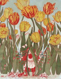 Yuko Shimizu - PLANSPONSOR –cutting tulip– - Plansponsor magazine: Too Much Of a Good Thing a full page opener for a story about deciding between two very similar choices