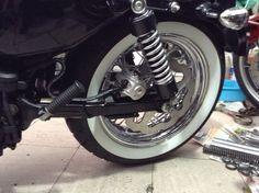 180/90-16 Www tire and Galfer brake disc