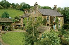 English country house - is there anything more beautiful?  http://www.sawdays.co.uk