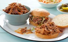 Pulled Pork Recipe by Alton Brown