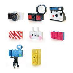 nanoblock toy camera ナノブロック トイデジタルカメラ