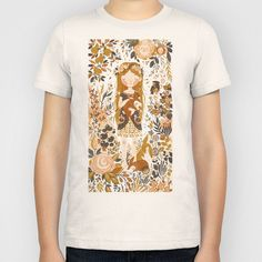 The Queen of Pentacles Kids T-Shirt