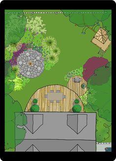 Ландшафтный дизайн приложение для iOS и Android | мобильные приложения Ландшафтный дизайн | дом снаружи дизайн