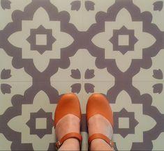 Casablanca Grey Vinyl Flooring