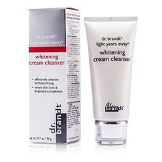 Light Years Away Whitening Cream Cleanser