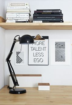 more talent less ego... love it!  contemporary  by Studio Revolution